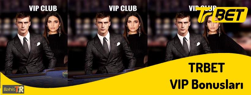 Trbet VIP Bonusları
